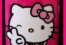 Hello Kitty / by Jocelyn Jones