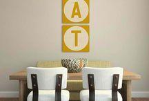 DIY decor / by Amy Martin