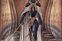 mythology / by Cyndi Eller