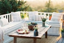 Outdoor Spaces / by Erin Davidson