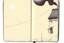 Sketchbooks / Things of beauty in a book...... / by Julles London