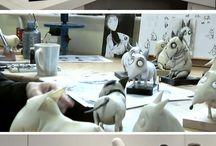 Tim Burton's World / by Tonya Nunn