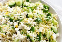 Vegetarian / Pescatarian recipes / by Beverly Barragan
