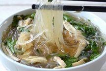 Asian food / by Laureen Cutrona