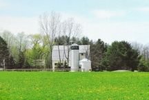Restored Old Barns - Silos / by Old Barns