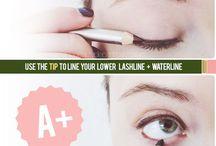 Beauty secrets + makeup / by Alyssa Petro