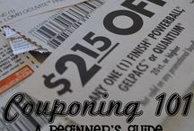 Couponing / by Stacey Spears