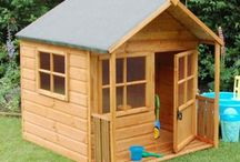 Playhouse Ideas / by Emily Taylor