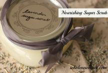 Soaps, lotions, and Scrubs / Easy recipes to beautify your skin! / by Annette Raiford
