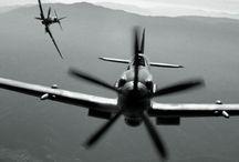 Planes / by Rick Richard