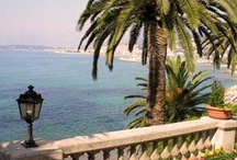 ~ Côte d'Azur Dream ~ / I would love to spend a few months of the year here. / by judy b