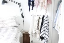 Master bedroom/bathroom ideas / by Kelli Peyton