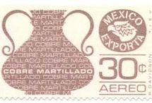 Mexico Exporta Stamps / by Antonio Rubiera