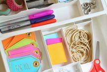 Organize It  / by Holly Ledingham