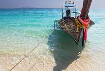 Thailand / by Andrea Schneider
