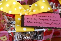 Teacher gifts / by Heather Johnson