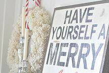 Christmas / by Stephanie Epp