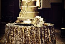 Table Design - Cake Tables / by Tori - Platinum Elegance Weddings & Events