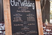 wedding sign / by Janna Webbon