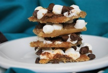 I {heart} S'mores! / by Tracey ~ The Kitchen is My Playground