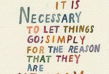 words / by Jennifer Duke