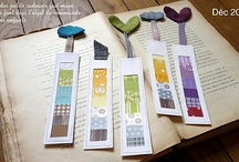 BOOKMARKS/MARQUE-PAGES / by Karine L.