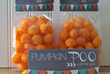 Halloween kids party / by Crystal McMullen
