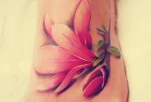 Tattoos  / by Jessica Lee