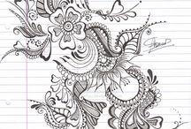 I ♥ tattoos! :) / by LILIANA CHILPA MONTOYA