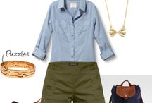 Clothes: Summer Outfits / by Nicole Bolin