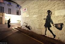 Street Art / by Claudia Souto
