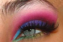 Make-up  / For the inner make-up artist in you.... / by Katy Proudfoot