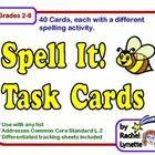 Spelling / by Elizabeth Leible