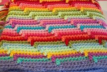 Crochet/Knit / by Gail Peters