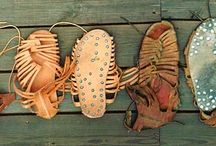 makin shoes / by Cindy Curtis
