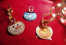 Recycled Christmas Ornaments / by Linda Embrey Neubauer