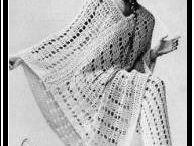 Crochet Cover Ups / by SallyAnn Bruce