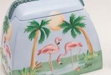 Flamingos / by Joann Perrier