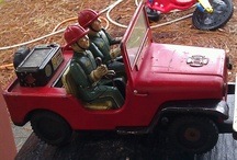 Willys Jeep Toys / by Kaiser Willys Auto Supply