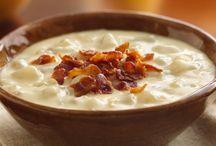good hot soups / by Kristy Dorn