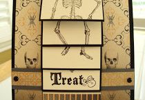 Halloween Cards / by Beverly Burch Ferguson