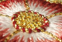 Goldwork / by Tracey Miller