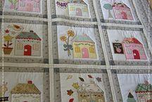 beautiful quilts / by Hella Ella