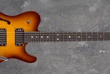 Guitars / by Hookakat1