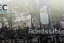 Admissibles 2013 - INSEEC Paris / Admisseurs et Admissibles pendant les épreuves orales du concours prépas à l'INSEEC Paris  / by INSEEC Business School
