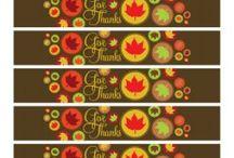 Thanksgiving / by Jennifer VanHorn
