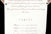 4 my friends wedding / by Paula Curcio