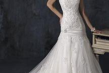 Wedding dress ideas / by Casey Patush
