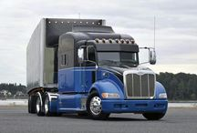 Peterbilt/Kenworth / by Andy Ratcliff