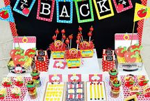 Back to School / by Creative Teaching Press